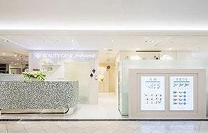 BEAUTY GENE professional 大丸ホワイトアベニュー店 店舗イメージ