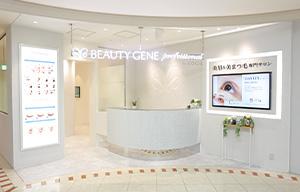 BEAUTY GENE professional グランデュオ立川店 店舗イメージ